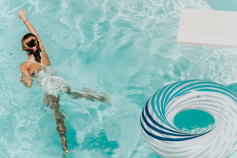 Alcalinidad en agua de piscina